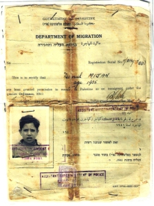 20140127_daniel_misan_certificate_for_Palestine